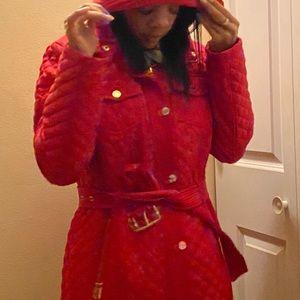 Jackets & Blazers - Michael Kors trench coat
